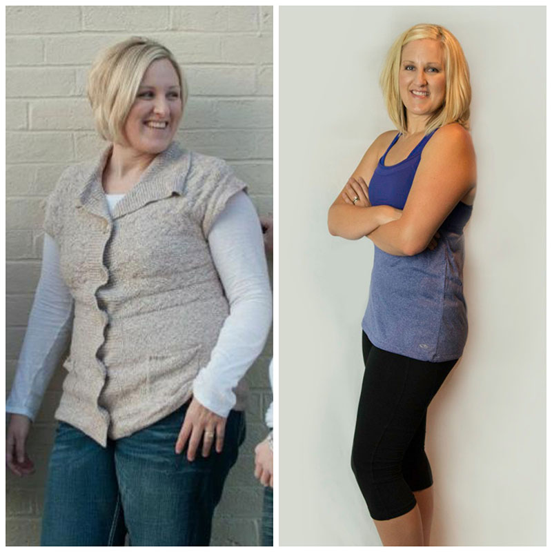 renee schnuerle before and after losing weight