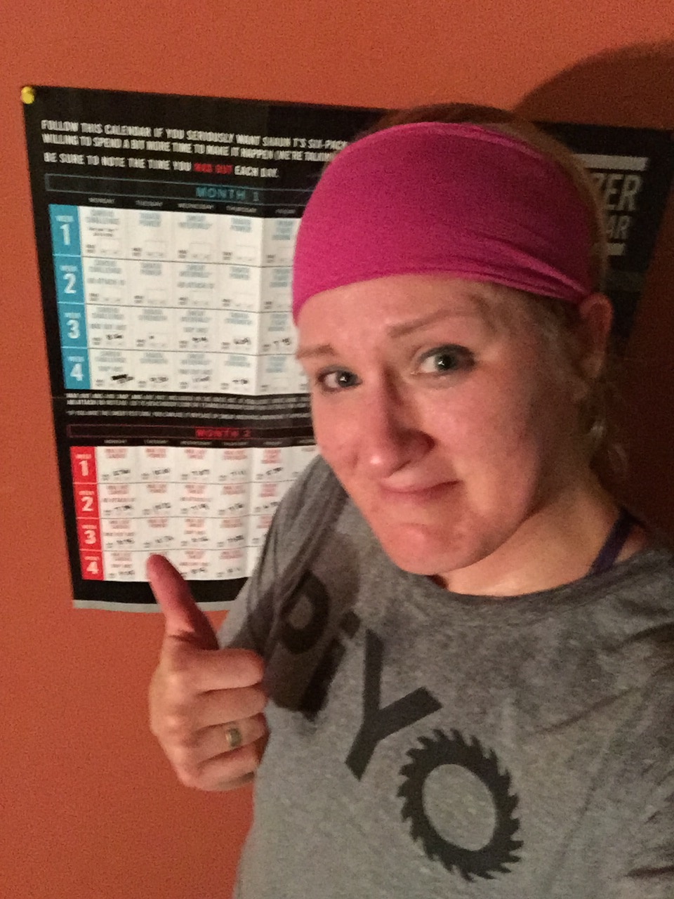 Insanity Max 30 Results - Fitness Coach for Moms   Renee