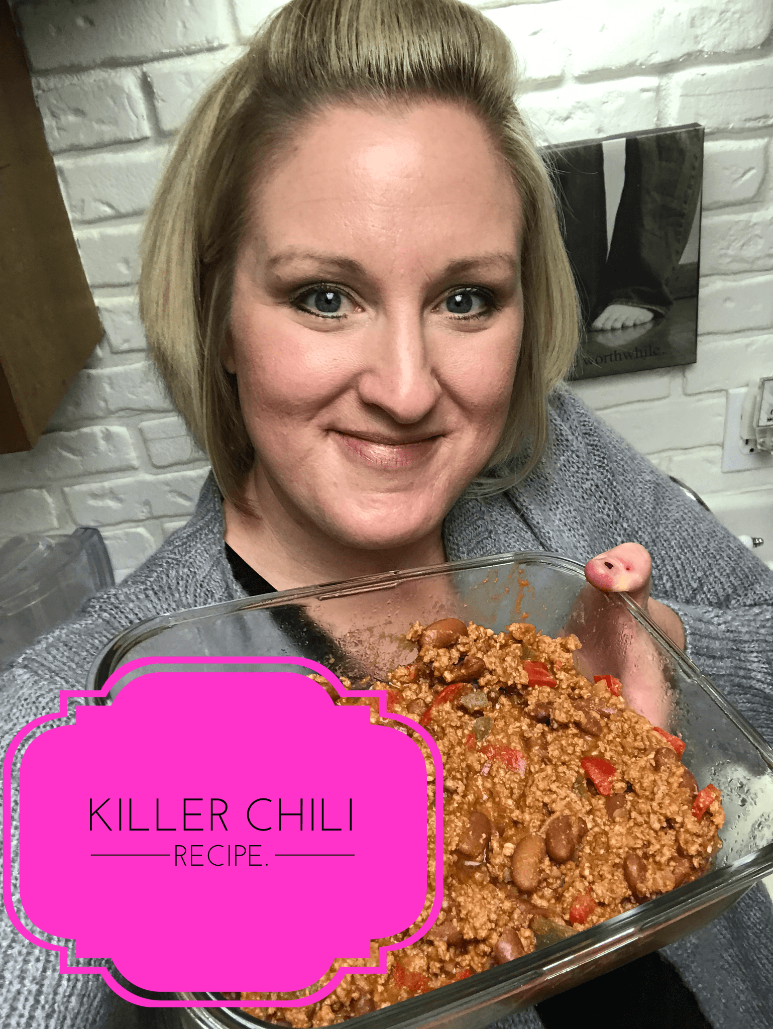 Killer Chili Recipe Fitness Coach For Moms Renee Schnuerle Fitness